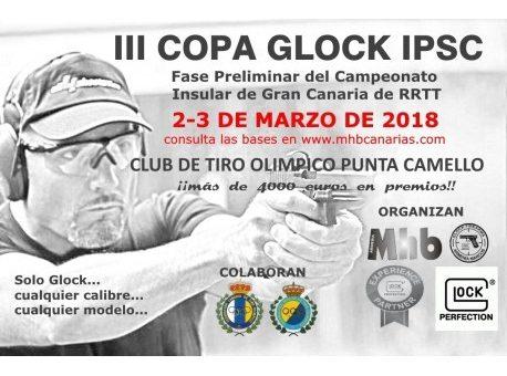 Clasificación de la 3º Copa Glock