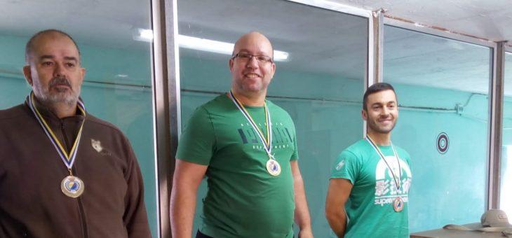 Campeonato Insular de F-class.