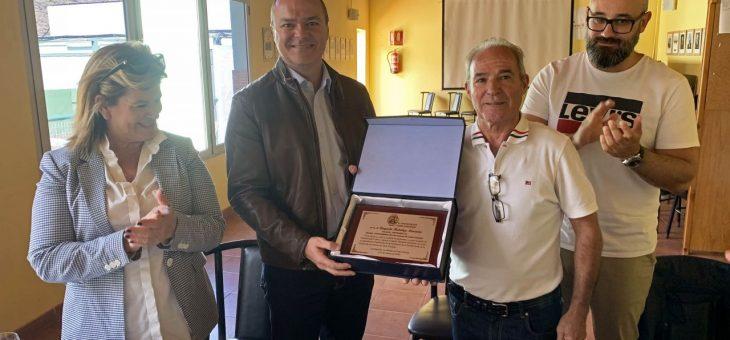 Visita institucional al Club de Las Majadillas